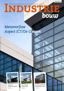 cover Industriebouw, editie 14, februari 2015
