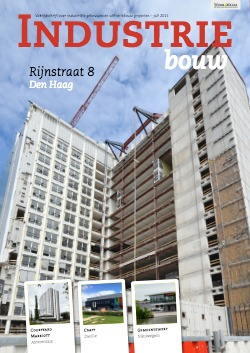 cover Industriebouw, editie 17, juli 2015