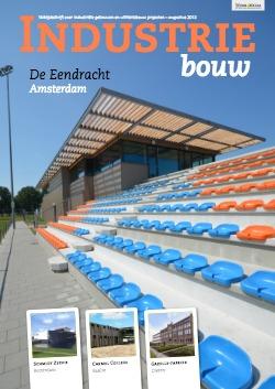 cover Industriebouw, editie 18, augustus 2015