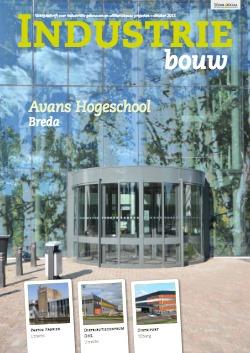 cover Industriebouw, editie 19, oktober 2015