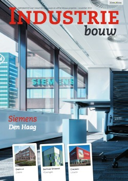 cover Industriebouw, editie 20, november 2015