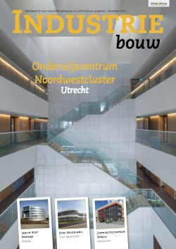 cover Industriebouw, editie 21, december 2015