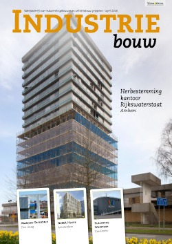 cover Industriebouw, editie 24, april 2016