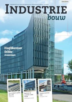 cover Industriebouw, editie 26, juli 2016