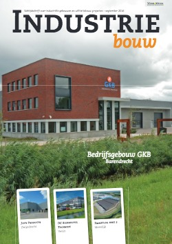 cover Industriebouw, editie 27, september 2016