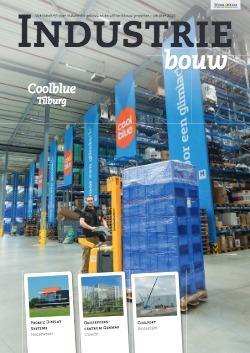 cover Industriebouw, editie 28, oktober 2016