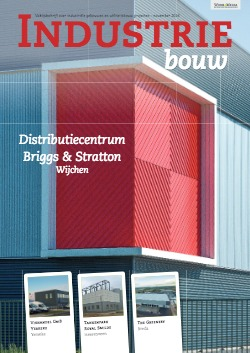 cover Industriebouw, editie 29, november 2016