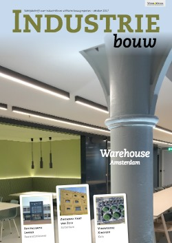 cover Industriebouw, editie 35, september 2017