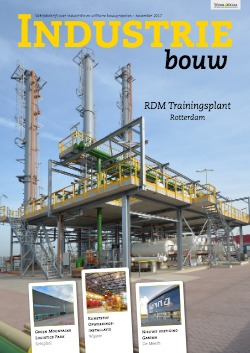 cover Industriebouw, editie 36, november 2017
