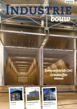 cover Industriebouw, editie 38, januari 2018