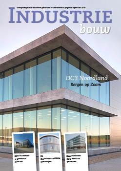 cover Industriebouw, editie 39, februari 2018