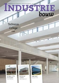 cover Industriebouw, editie 44, juli 2018