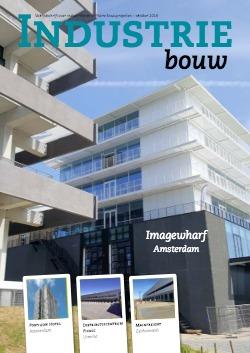 cover Industriebouw, editie 45, oktober 2018