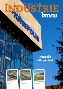 cover Industriebouw, editie 46, november 2018