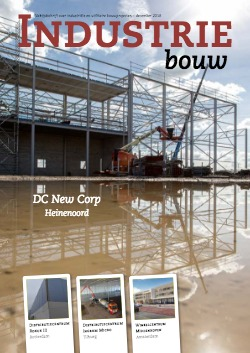 cover Industriebouw, editie 47, december 2018