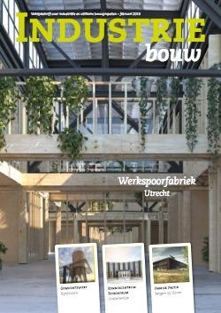 cover Industriebouw, editie 49, februari 2019