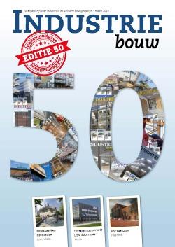 cover Industriebouw, editie 50, maart 2019