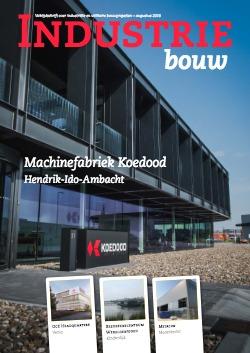 cover Industriebouw, editie 54, augustus 2019