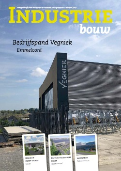 cover Industriebouw, editie 55, september 2019