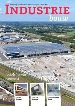 cover Industriebouw, editie 56, oktober 2019
