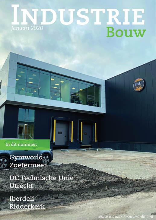 cover Industriebouw, editie 59, januari 2020