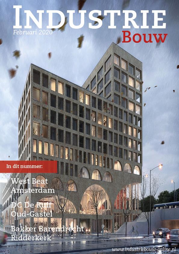 cover Industriebouw, editie 60, februari 2020