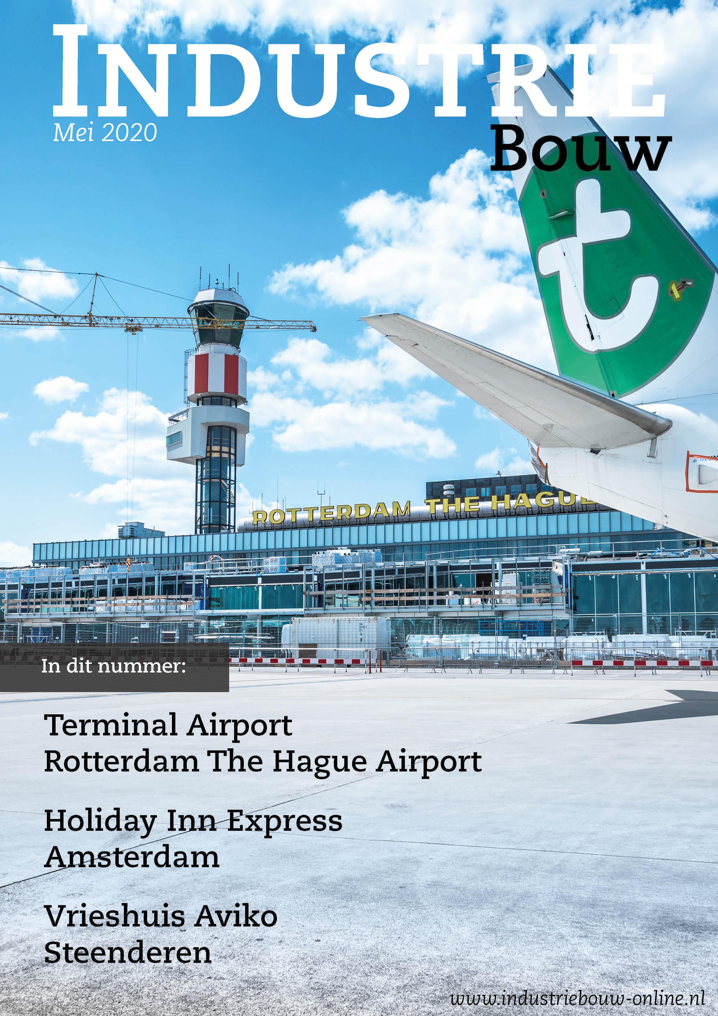 cover Industriebouw, editie 63, mei 2020
