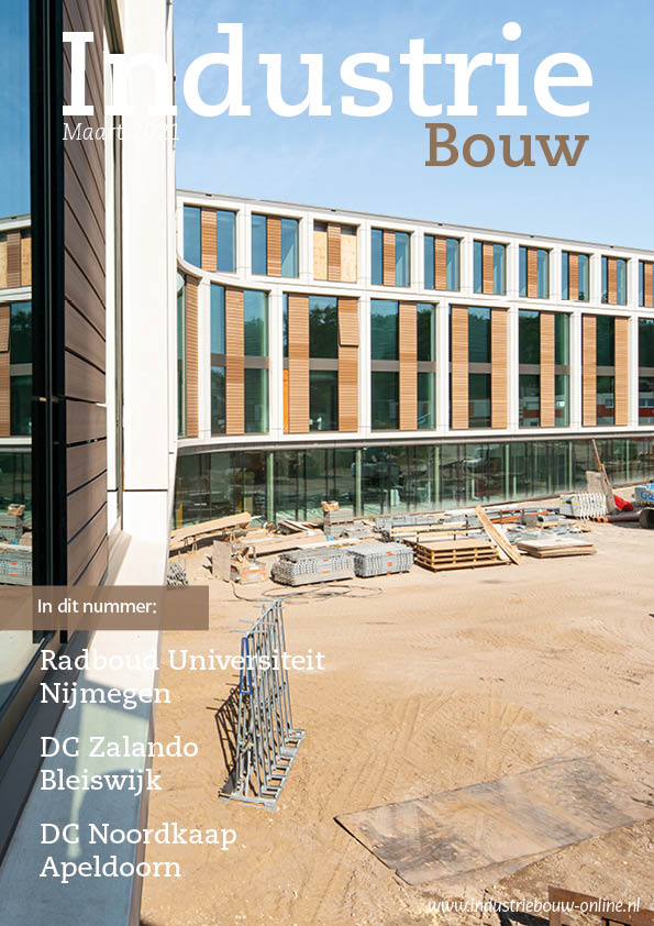 cover Industriebouw, editie 71, maart 2021