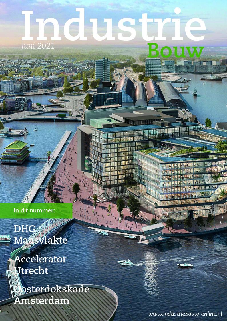 cover Industriebouw, editie 74, juni 2021
