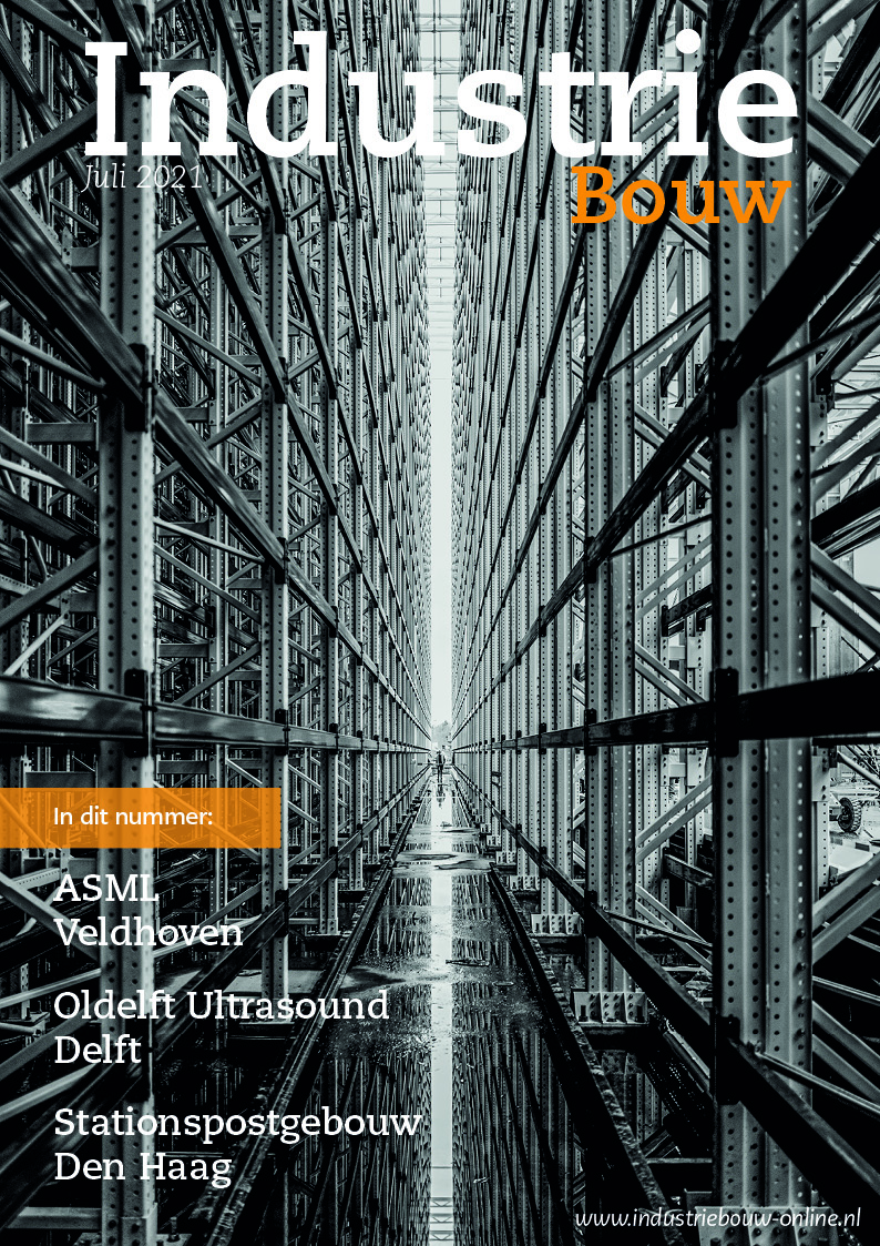 cover Industriebouw, editie 75, juli 2021