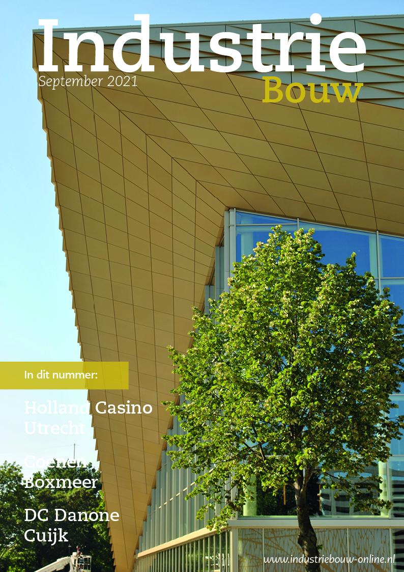 cover Industriebouw, editie 76, september 2021