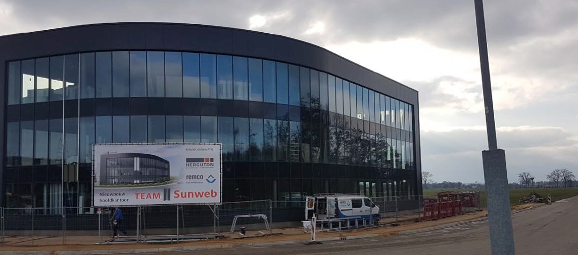 Headquater Team Sunweb, Deventer