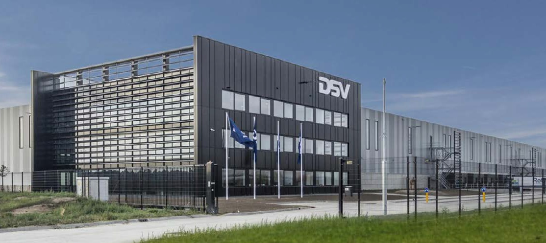 Distributiecentrum DSV Solution, Venlo