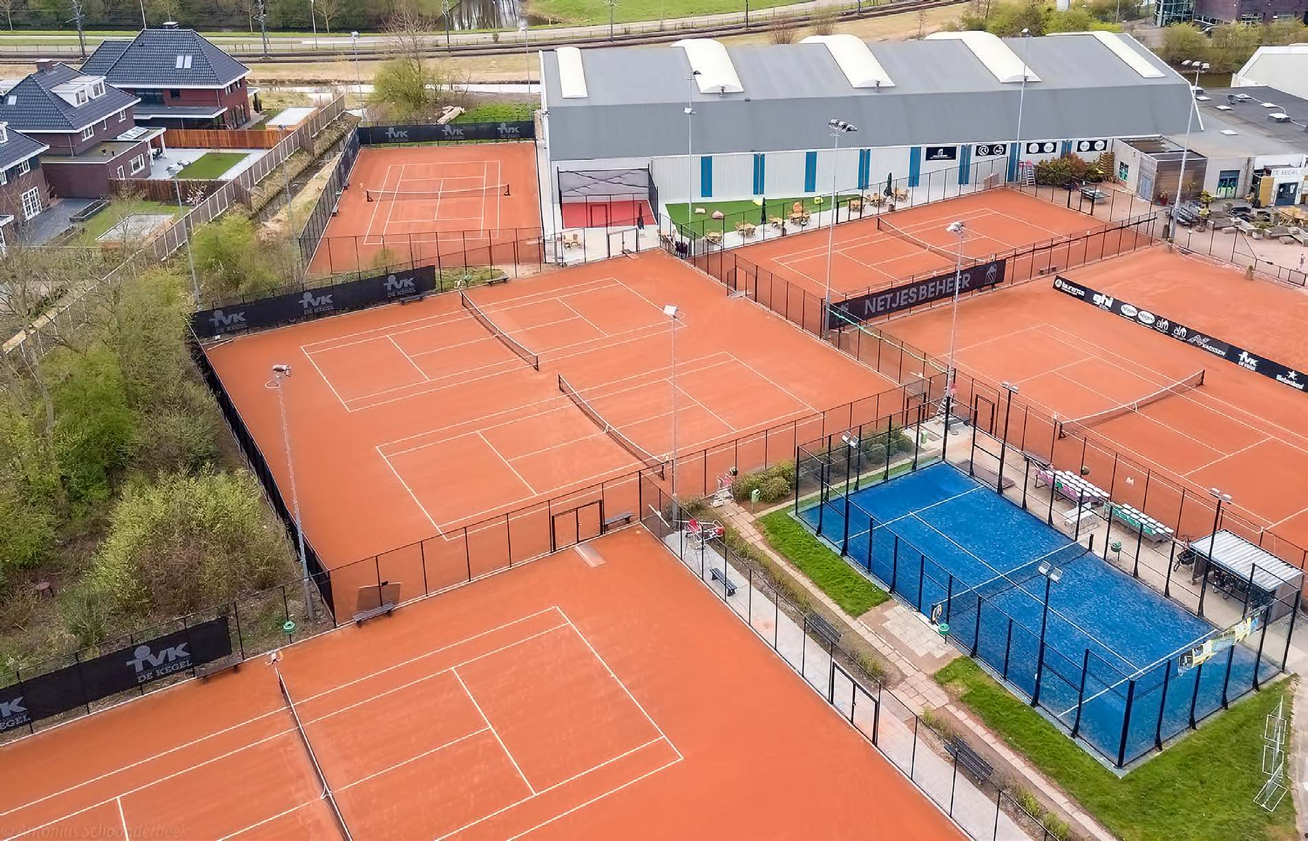 Nationaal Tenniscentrum, Amstelveen