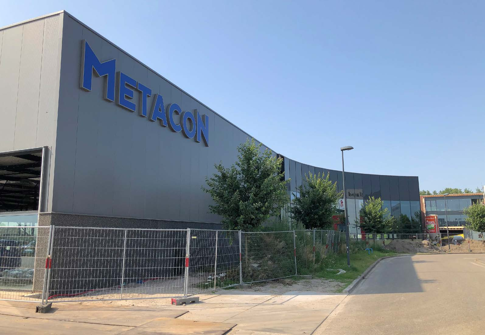 Metacon, Moordrecht