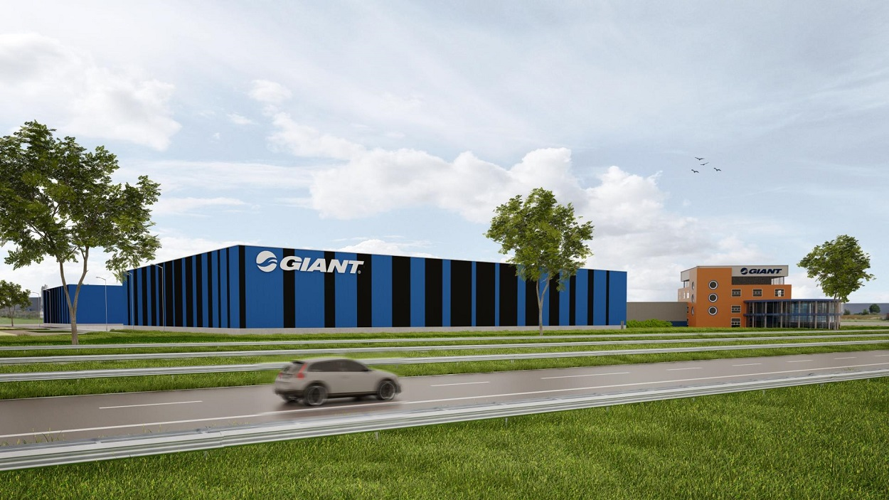 Distributiecentrum GIANT, Lelystad
